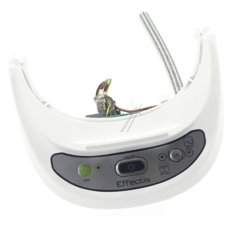 boitier avant carte pour centrale vapeur calor cs 00135081. Black Bedroom Furniture Sets. Home Design Ideas