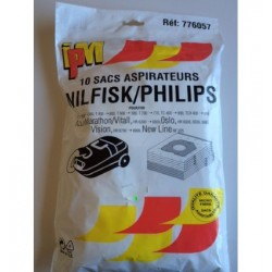 SACS ASPIRATEURS NILFISK PHILIPS 776057