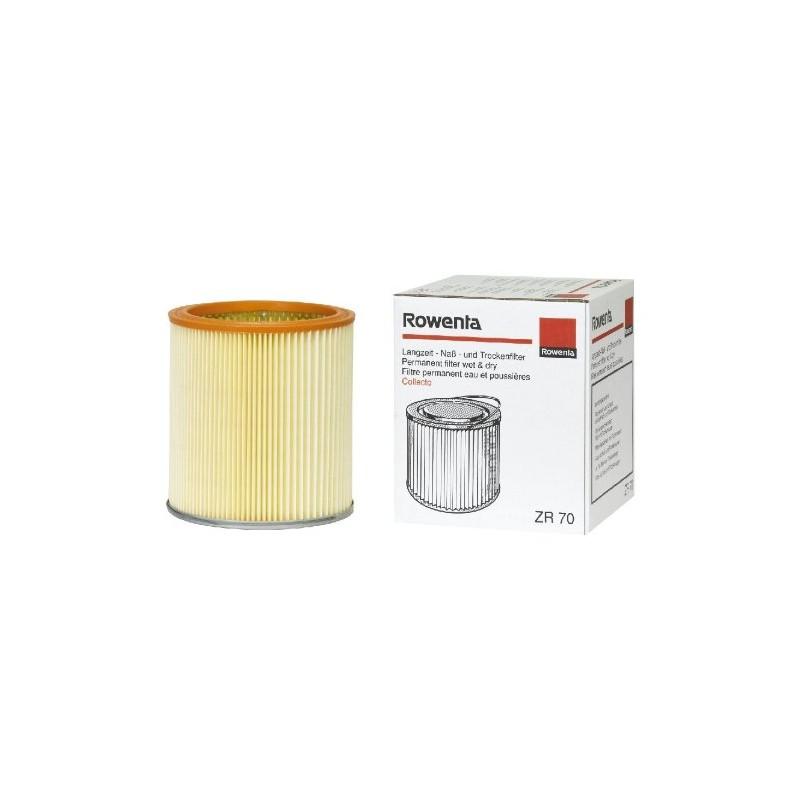 Filtre permanent vorace pour aspirateur rowenta zr70 - Filtre aspirateur rowenta ...