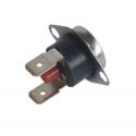 Thermostat de securité 167°C (REARMABLE) pour Fagor Brandt Vedette Sauter de-Dietrich 57X0318